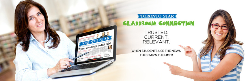 Contact Us Toronto Star Classroom Connection